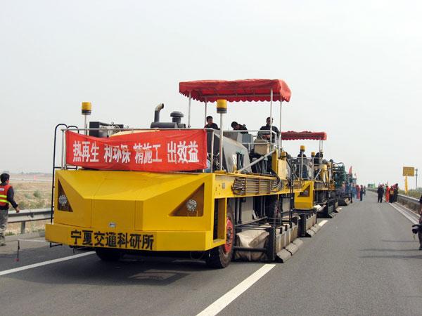 宁夏机组施工